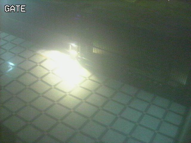 Gate cam in Jakarta